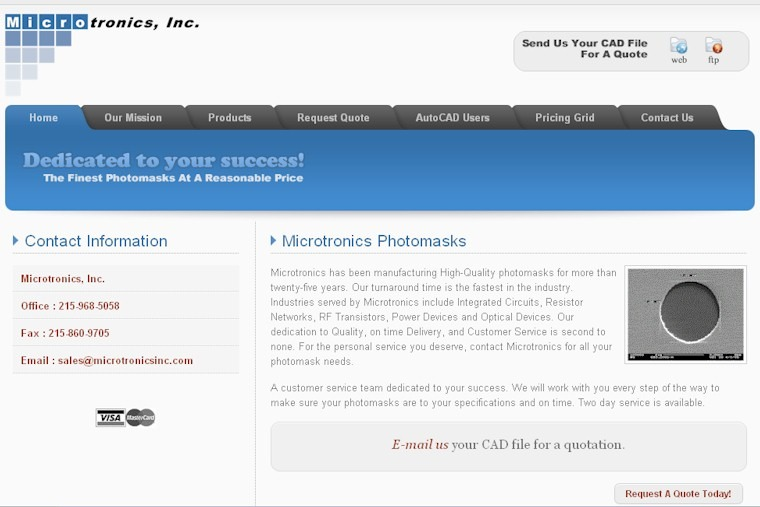 Microtronics, Inc.
